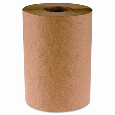 Boardwalk Hardwound Paper Towels, 6/Carton