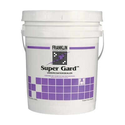Franklin Cleaning Technology Super Gard Acrylic Floor Sealer Pail