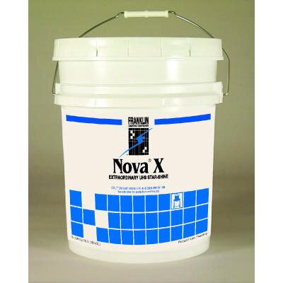 Franklin Cleaning Technology Nova X Extraordinary UHS Star-Shine Floor Finish Pail