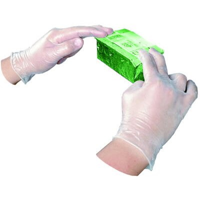 Impact Disposable Powder-Free Vinyl Extra Large Gloves General Purpose