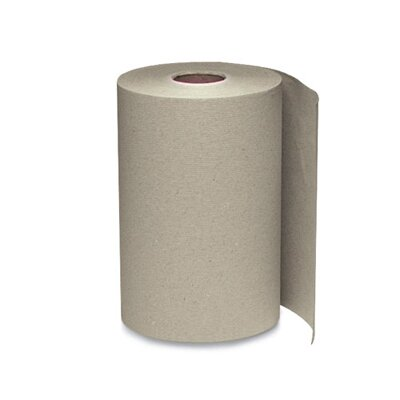 Windsoft 350' Nonperforated Paper Towel Roll in Natural