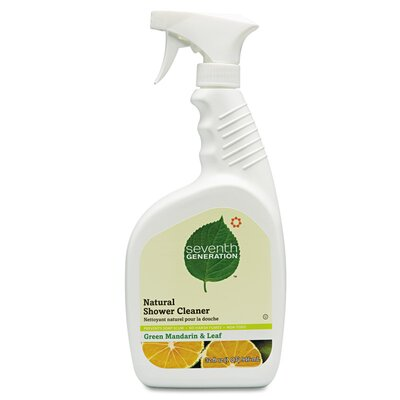 Seventh Generation Mandarin and Leaf Shower Cleaner