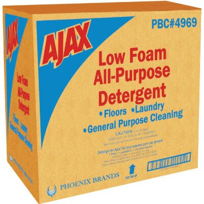 Phoenix Brands Ajax Low-Foam All-Purpose Laundry Detergent