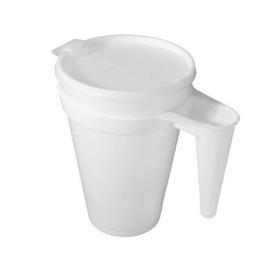Dart Container Corp. Translucent PS Plastic Lids Fits 16 - 44 oz Cups