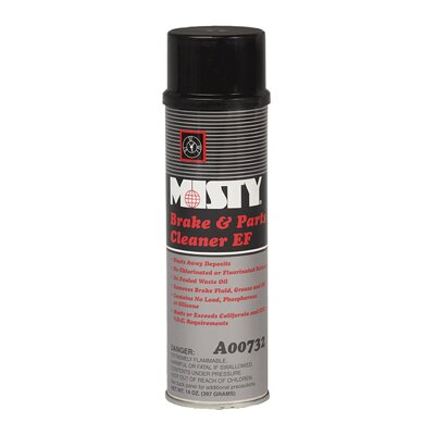 Misty Brake Parts Cleaner EF Aerosol Can