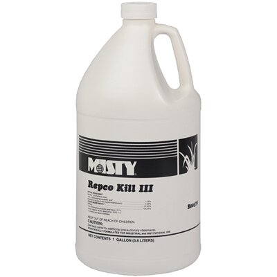 Misty Repco Kill III Herbicide Bottle