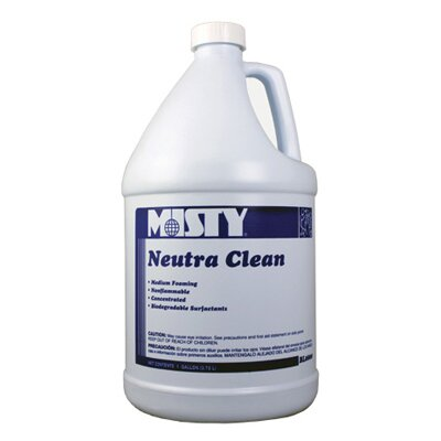 Misty Neutra Clean Floor Cleaner Citrus Scent