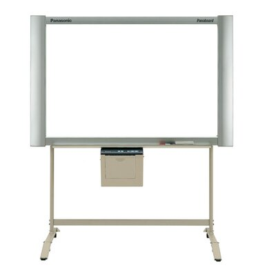 4-Panel Electronic White Board with Projector Panel and Integrated Plain Paper Printer