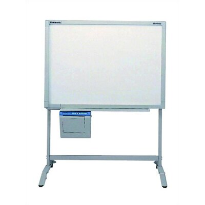 Panasonic® 2-Panel Electronic White Board with Integrated Plain Paper Printer
