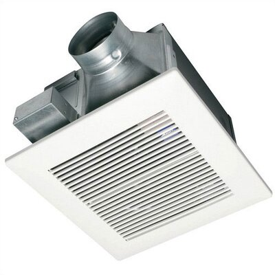 Panasonic® WhisperCeiling 50 CFM Energy Star Bathroom Fan