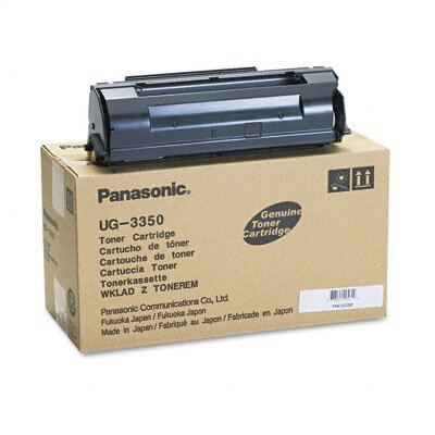 Panasonic® UG3350 (IVR732024074) Toner Cartridge, Black