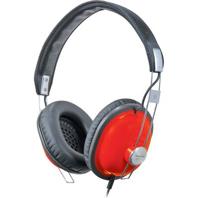 Panasonic® Old School Style Monitor Stereo Headphones