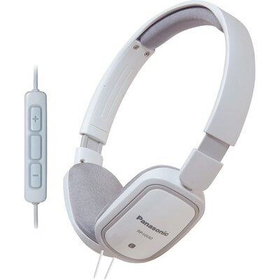 Panasonic® Lightweight On-Ear Headphones