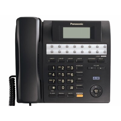 Panasonic® 4 Line Speakerphone