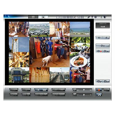 Panasonic® Recording and Management Software