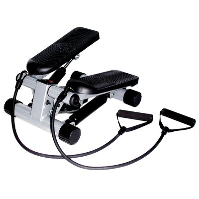 Sunny Health & Fitness Mini Stepper w/ Resistant Bands