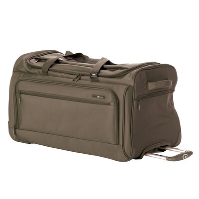 "Delsey Helium SuperLite 28"" 2-Wheeled Travel Duffel"