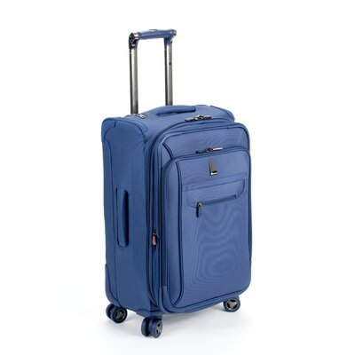 "Delsey Helium X""Pert Lite 21"" Suiter Expandable Spinner Carry-On"