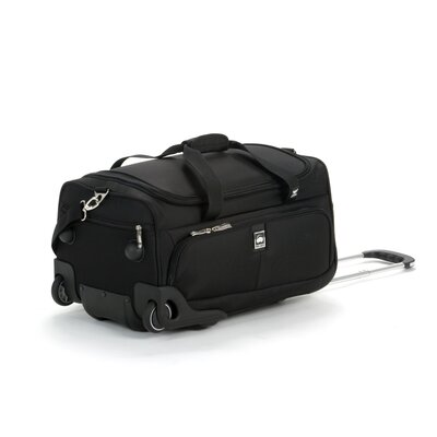 Delsey Helium Ultimate 2 Wheeled Carry-On Trolley Duffel