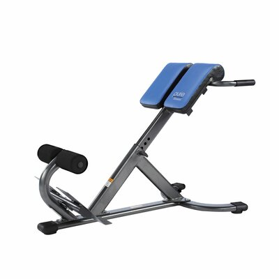 Adjustable Hyperextension Bench