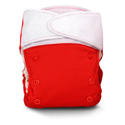 Babykicks Basic One Size Hook and Loop Closure Cloth Diaper