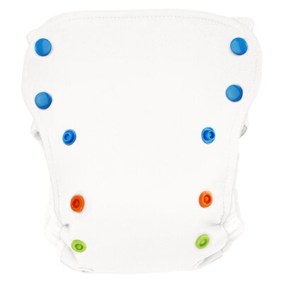 Babykicks Premium One Size Snap Closure Cloth Diaper