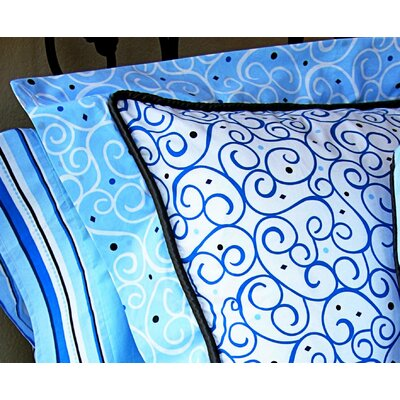 Caden Lane Luxe Boy Pillow Sham