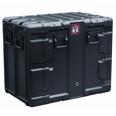 Box 14U Rack Mount Case: 24.6