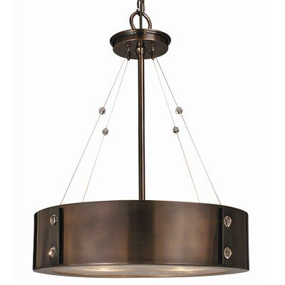 Oracle 4 Light Dining Chandelier