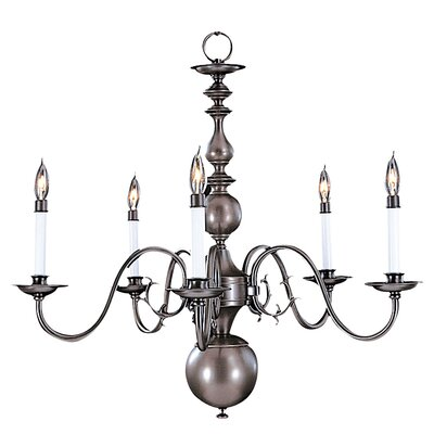 Jamestown 5 Light Dining Chandelier