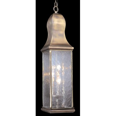 Framburg Marquis 3 Light Outdoor Hanging Lantern