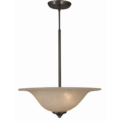 Framburg 1 Light Inverted Pendant