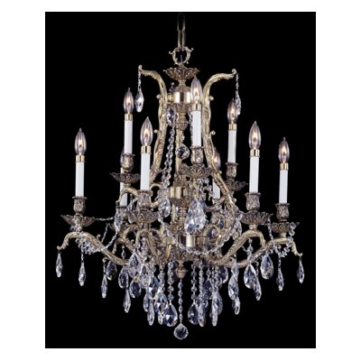 Framburg Vienna 9 Light Dining Chandelier