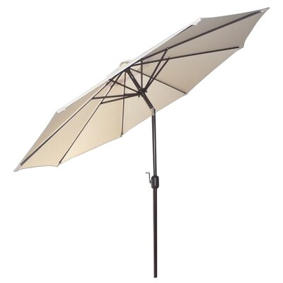 Atlantic Outdoor 9' Taupe Market Umbrella