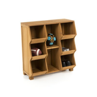 Atlantic Outdoor Storage 18 Compartment Cubby