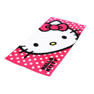 Northwest Co. Hello Kitty Beach Towel