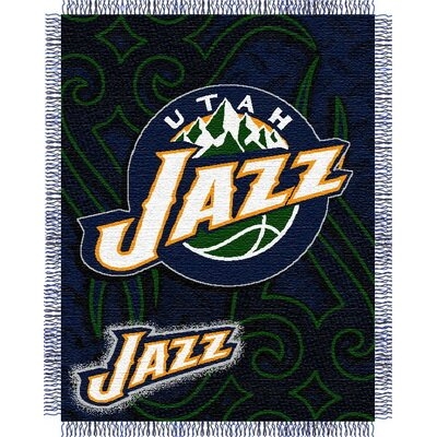 Northwest Co. NBA Triple Woven Jacquard Throw