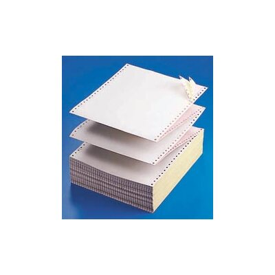 "TST Impreso 14.88"" x 11"" Premium Carbonless Computer Paper (1200 sheets)"