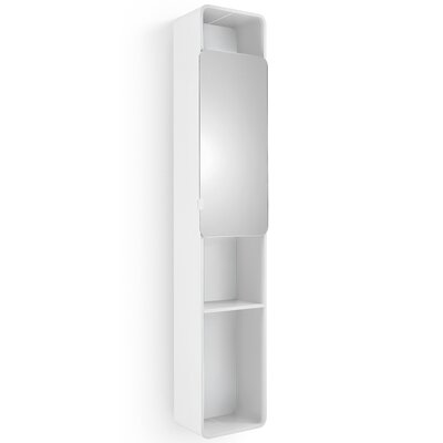 "WS Bath Collections Linea Bej 12.2"" x 63"" Surface Mount Medicine Cabinet"