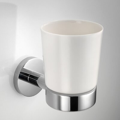WS Bath Collections Napie Wall-mount Tumbler