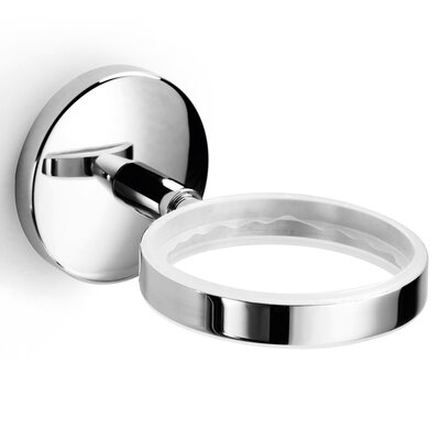 WS Bath Collections Noanta Wall-Mount Tumbler and Holder
