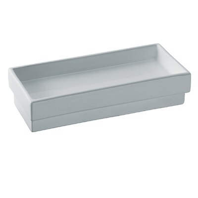 WS Bath Collections Skuara Sponge Holder