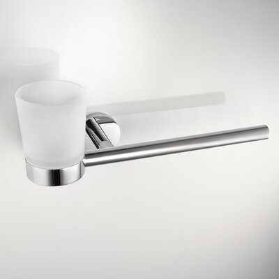 WS Bath Collections Napie Wall Mounted Towel Bar