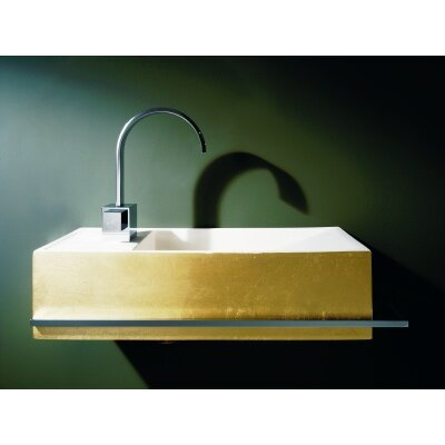 WS Bath Collections Reverse Bathroom Sink