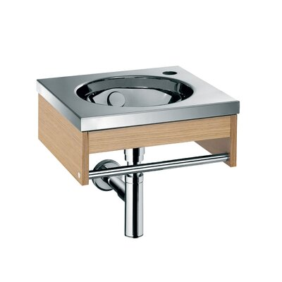 WS Bath Collections Linea Gnaro Bathroom Sink