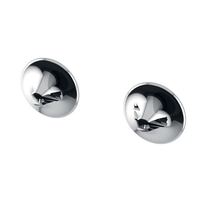 WS Bath Collections Vanessia Wall Bearing for Shelf