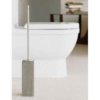 WS Bath Collections Metric Free Standing Toilet Brush Holder