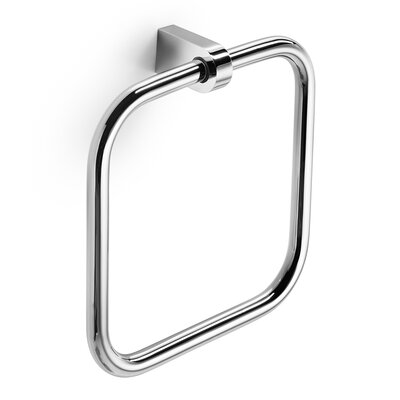 WS Bath Collections Muci Wall Mounted Towel Ring