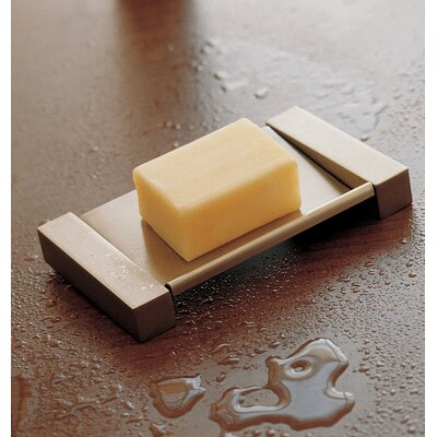 WS Bath Collections Metric Free Standing Soap Dish