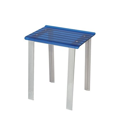 WS Bath Collections Leo Free Standing Shower Seat